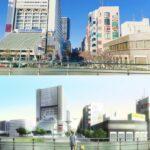 中野駅のデジモンの聖地